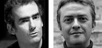 Emmanuel Antoine et Stéphane Veyer