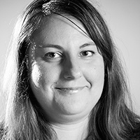 Photo Hélène Vandenbilcke, co-directrice Générale et responsable des affaires sociales
