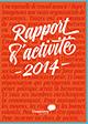 Coopaname - Vignette Rapport d'activité 2014