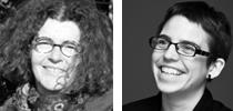 Catherine Bodet et Noémie de Grenier, auteures de l'article
