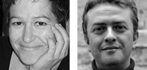 Anne-Laure Desgris et Stéphane Veyer
