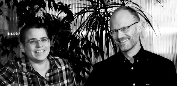Noémie de Grenier et Patrick Delemme : la codirection générale de Coopaname depuis juin 2019
